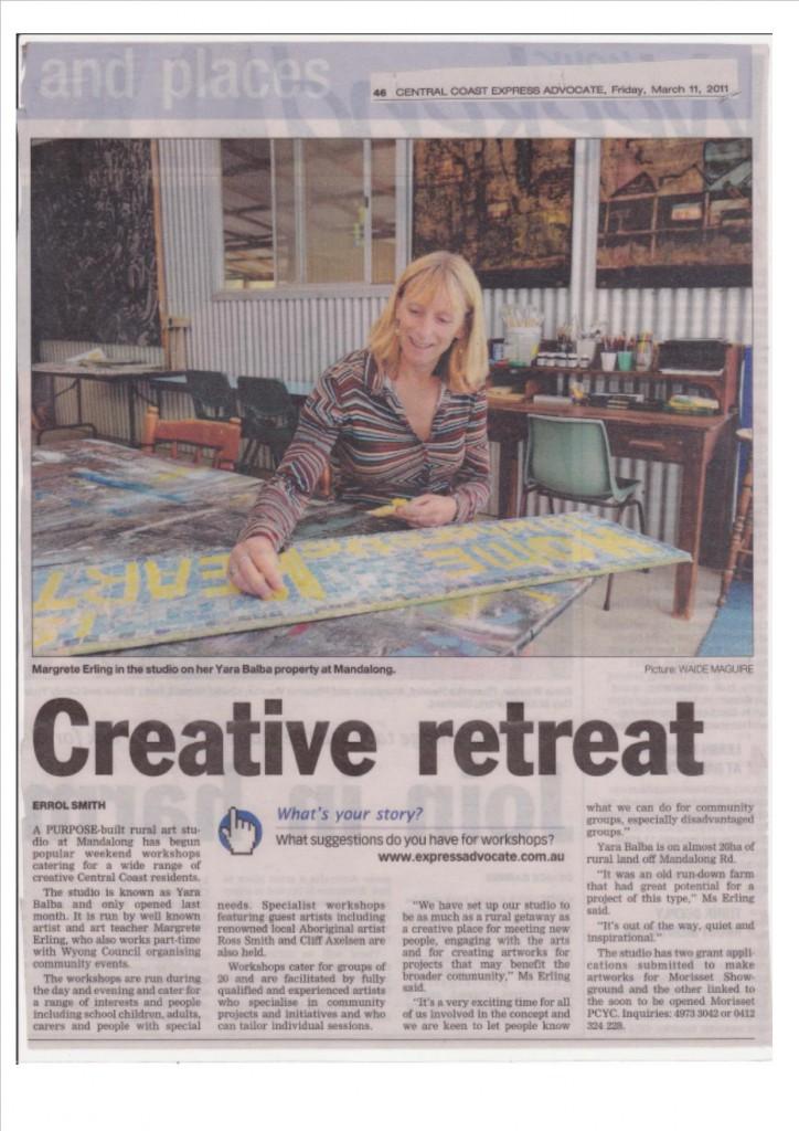 Creative-Retreat-11.3.2011-CCEAdvocate
