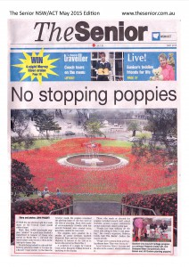 Poppy Senior Article 2015
