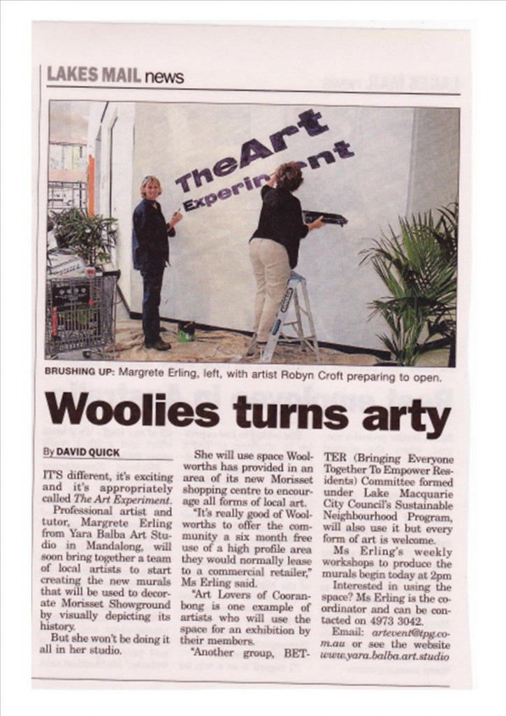 Woolies-Turns-Arty-September-2011