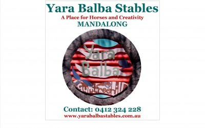 Yara Balba Stables gets upgraded!
